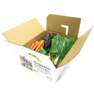 Local Organic Farmer's Surprise Box- Code#: PR216778LCO