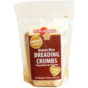 Organic Brown Rice Bread Crumbs- Code#: BU667