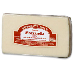 Mozzarella Cheese 15%- Code#: DA3112