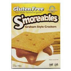 S'moreables Graham Style Crackers- Code#: DE1662