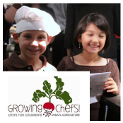 Donate a gift to Growing Chefs!- Code#: GROCHE