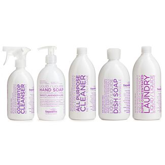 Spring Cleaning Kit - Sweet Lavender & Lime- Code#: HH1602