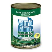 Limited Ingredient Diet - Lamb & Brown Rice Dog Formula- Code#: PD036