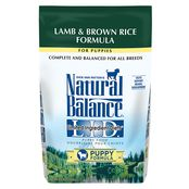 Limited Ingrdient Diet - Lamb & Brown Rice Formula for Puppies- Code#: PD065
