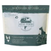 Free Range Raw Turducken Nuggets for Dogs & Cats- Code#: PD113